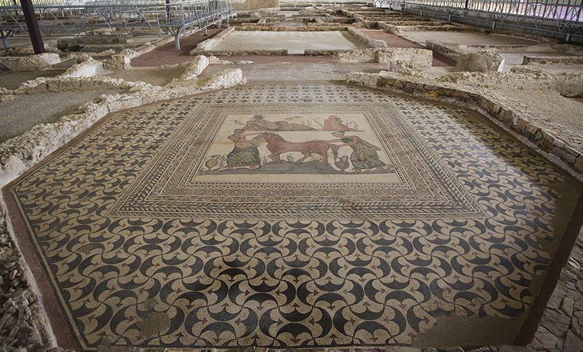 Villa romana Almenara Puras