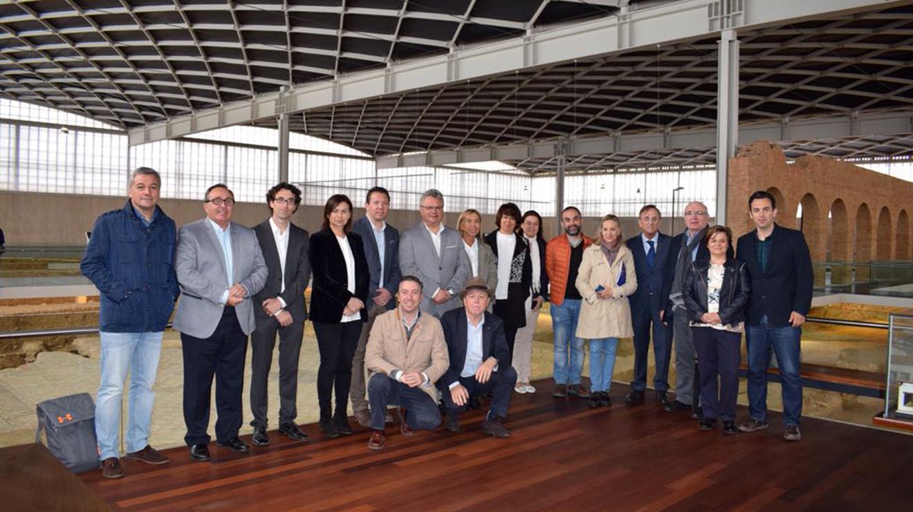 Asociación Red de Cooperación ``Villas romanas de Hispania``