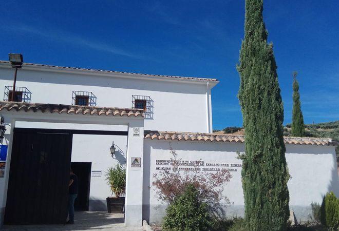 """Centro de Interpretación de la Villa Romana """"El Ruedo"""" (Almedinilla, Códoba)"""